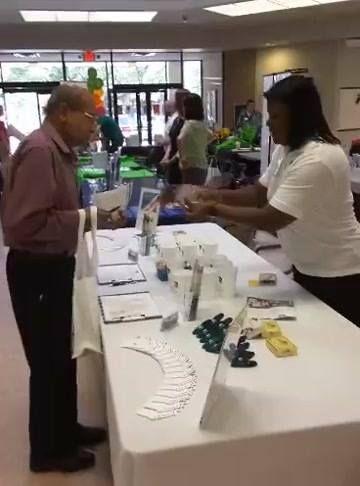 Richardson Senior Health Fair